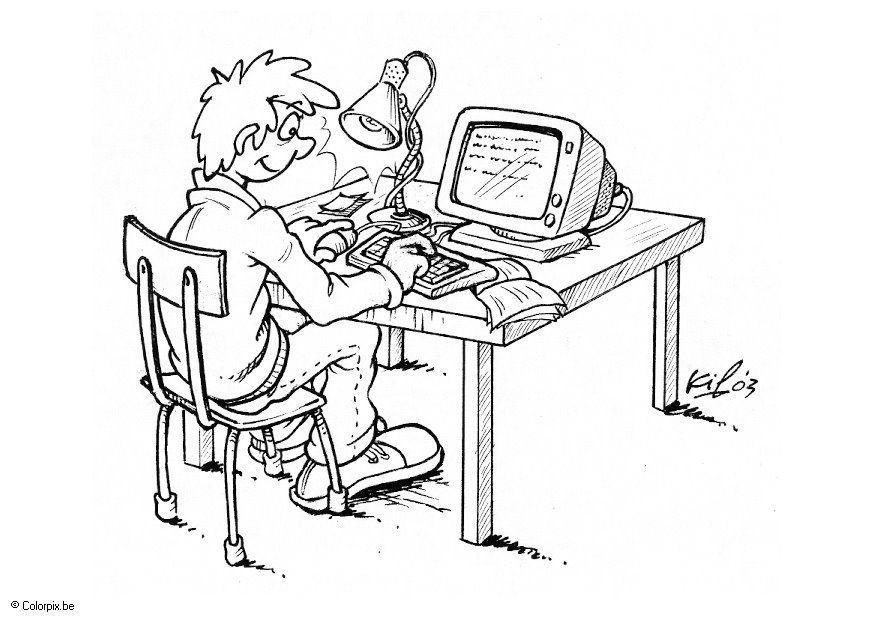 taalvraag zit je voor of achter je laptop tekstbalk